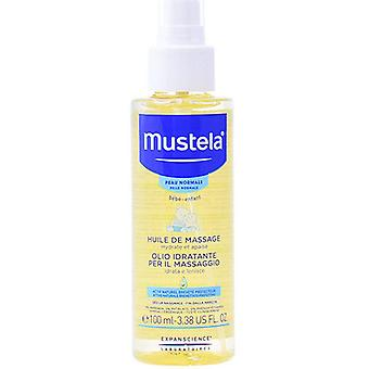 Mustela Aceite de Masaje Corporal Bébé 100 ml