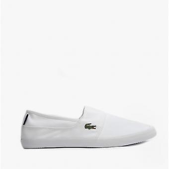 Lacoste Marice Bl 2 Herren Canvas Schuhe Weiß