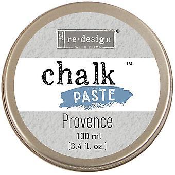 Prima Re-Design Kridt Pasta 100ml - Provence