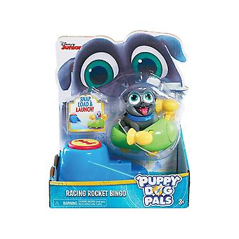 Puppy Dog Pals Figures on the Go -  Bingo with Surf Rocket
