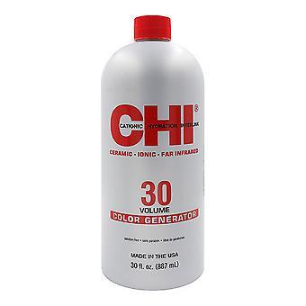 Permanent Dye Chi Color Generator Farouk 30 Vol (887 ml)