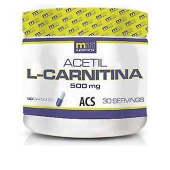 L-Carnitine MM Supplements (90 uds)