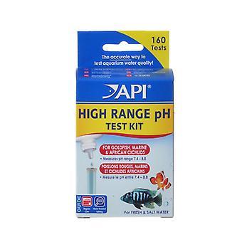API pH High Range Test Kit FW & SW - 160 testiä