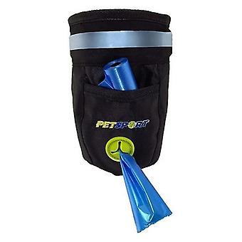 Petsport الولايات المتحدة الأمريكية البسكويت الأصدقاء علاج الحقيبة مع موزع حقيبة - 1 العد