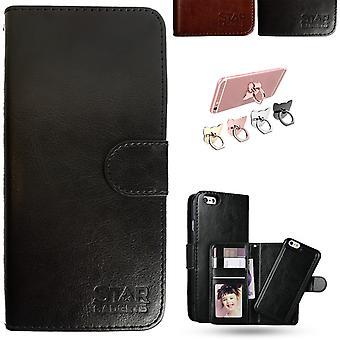 Iphone 7/8/se (2020) - Caja de cuero / Protección