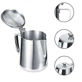 1 Piece Stainless Steel Thicken Milk Frothing Cup