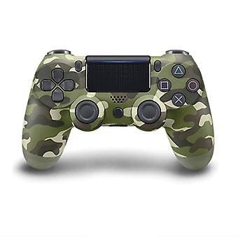 Homemiyn Bluetooth Gamepad Wireless Controller Pentru PS4, Game Controller Cu Dual Vibration Remote Control Gamepad