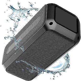 Haut-parleur Bluetooth portable Venalisa 30w, haut-parleur étanche, stéréo, basses améliorées, deux (= 60w) extérieur