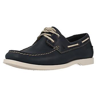Herren Clarks Deck Stil Schuhe Nautic Bay