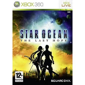 Star Ocean The Last Hope Xbox 360 Game