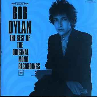 Bob Dylan - beste van de originele Mono-opnames [CD] USA import