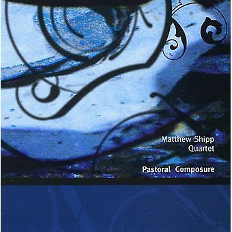 Matthew Shipp Quartet - Pastoral Composure [CD] USA import