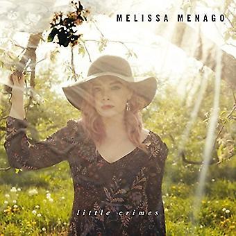 Melissa Menago - Little Crimes [CD] USA import