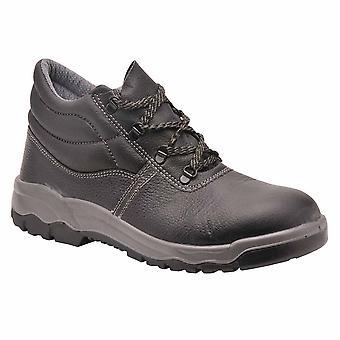 sUw Herren Steelite Kumo Arbeitskleidung Ankle Safety Boot S3