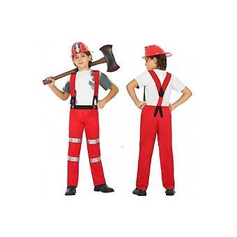 Kinder Kostüme Kinder Feuerwehrmann Kostüm für Kinder