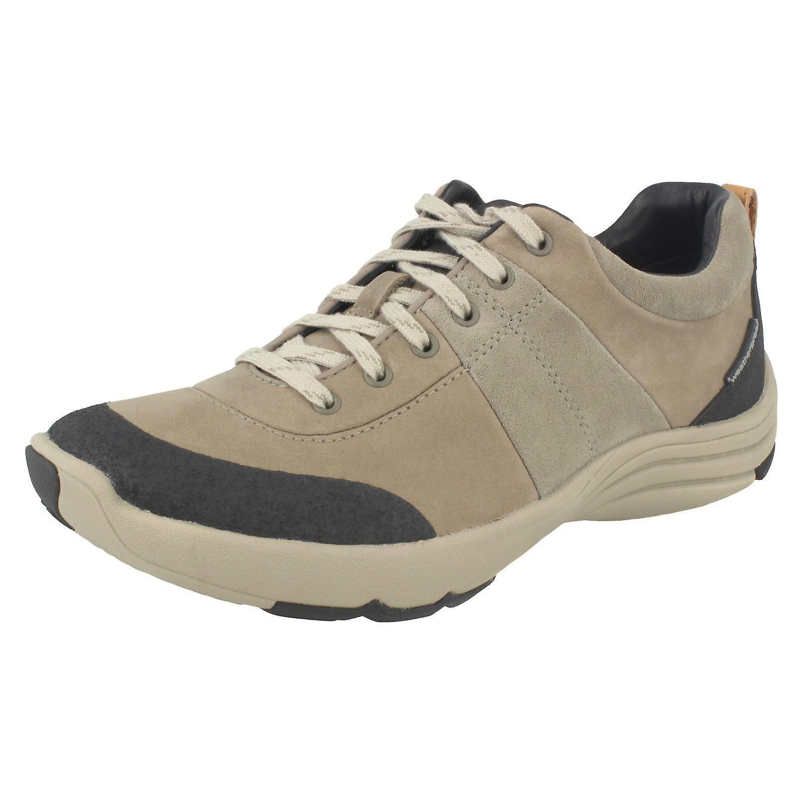 Active Clarks damskie nosić warunki atmosferyczne zasznurować buty dorywczo fala Andów CvX2l