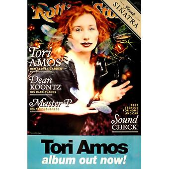 Tori Amos Rolling Stone Cover Promotional Poster