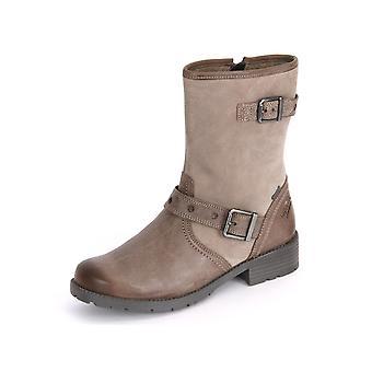 Superfit Trøffel Effektleder Velour 50017933 universelle vinter spedbarn sko