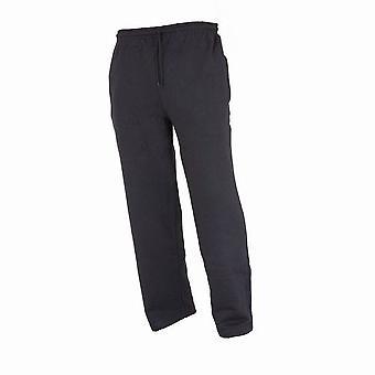 FLOSO dzieci Unisex Jogging Spodnie i spodenki/spodnie / szkoły zakres zużycia (otwarty mankiet)