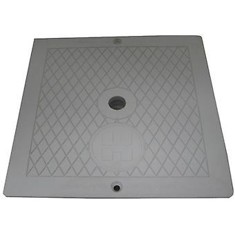 Hayward SPX1082EGR Square Cover Gray for Automatic Skimmers