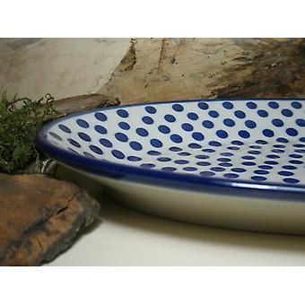 Platte, oval, 35,5 x 21 cm, Tradition 24, BSN 10000