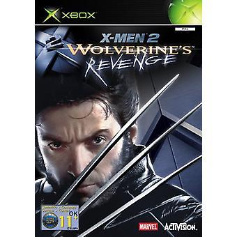 X-Men 2 Wolverines Revenge (Xbox) - New
