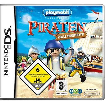 Playmobil Pirates (Nintendo DS) - Fabrik versiegelt