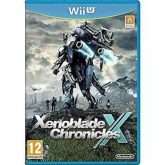 Xenoblade Chronicles X Nintendo Wii U-Spiel