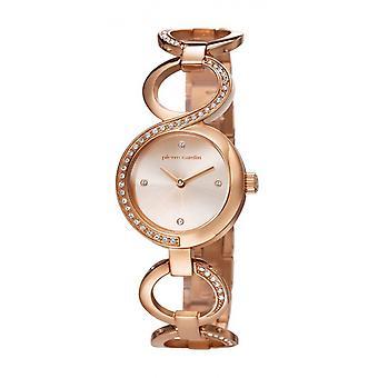 Pierre Cardin ladies watch wristwatch JOLIETTE Rosé PC106602F04