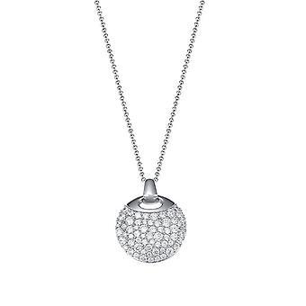Joop ladies collana collana in argento zirconi Demi JPNL90675A420