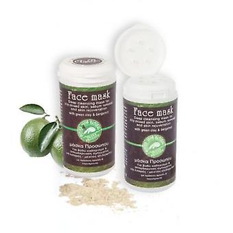 Pulizia profonda - maschera viso all'argilla verde argiletz 40ml