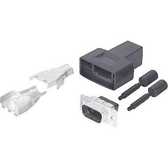 TE Connectivity AMPLIMITE HD-22 1658678-1 D-SUB pin strip Number of pins: 15 Crimp 1 pc(s)