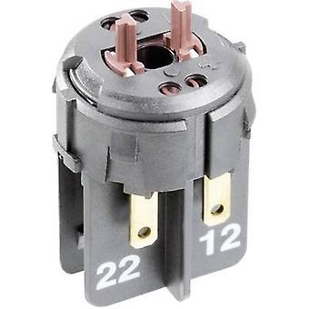 RAFI 22FS 1.20.126.503/0000 Kontakt 1 Brecher, 1 HerstellerVerriegelung 24 V DC 1 Stk.