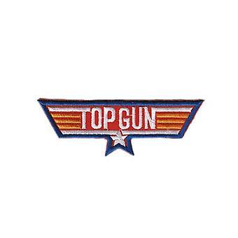 Top Gun ijzer/naai-op Patch