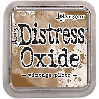 Oxiden van Tim Holtz Distress Ink Pad-Vintage foto