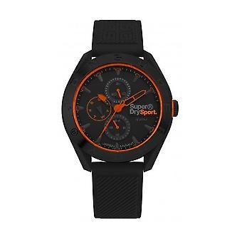 SUPERDRY - wrist watch - men - SYG244B - OSAKA MILITARY