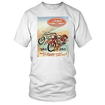 Jawa 250 350 klassiske motorsykkel Kids T skjorte