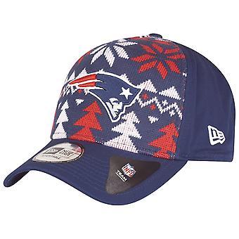 New era Christmas jumper Trucker Cap - New England Patriots
