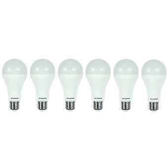 6 x Sylvania ToLEDo A60 E27 V4 13W Homelight LED 1421lm [classe énergétique A +]
