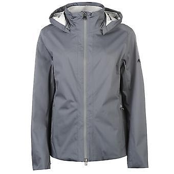 KJUS Womens Locarno Jacket Hooded warme dagelijkse hoge hals Full Zip Top