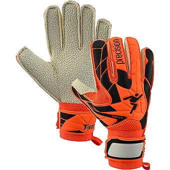 Precision Fusion_X.3D Flat Cut Turf Junior Goalkeeper Gloves
