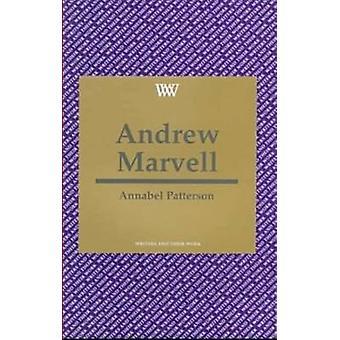 Andrew Marvell par Annabel Patterson - livre 9780746307151