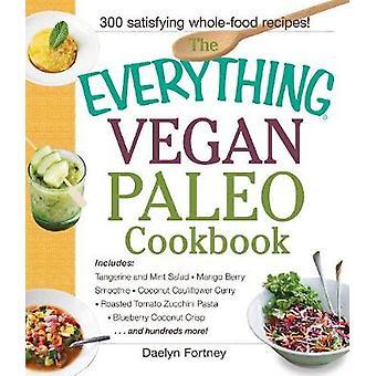 Allt Vegan Paleo kokbok - inkluderar - Tangerine och Mint Sal