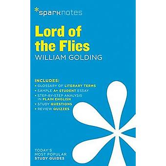 Lord of the Flies by William Golding by SparkNotes - 9781411469860 Bo