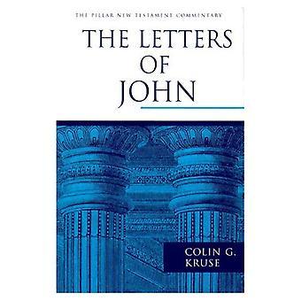 De brieven van Johannes (PNTC) (pijler nieuwe Testament Commentary)