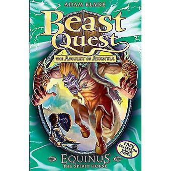 Equinus ande hästen (Beast Quest)