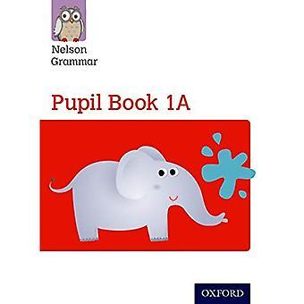 Nelson grammatik elev boka röd A