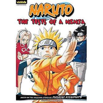 Naruto Volume 2: The Tests of a Ninja (Naruto Chapter Books)