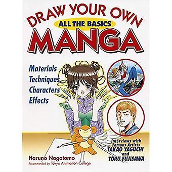 Disegna il tuo Manga: Tutte le basi
