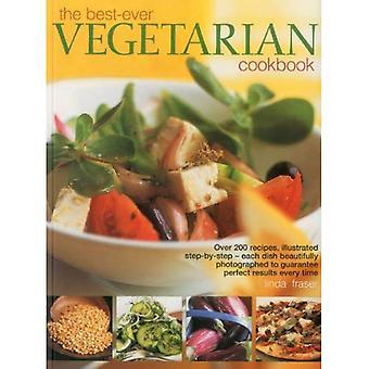 Le Best Ever-livre de cuisine végétarienne